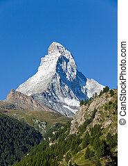 The majestic Matterhorn