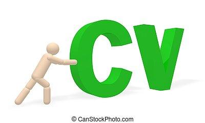 cv concept