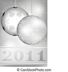 New Year 2011 Background