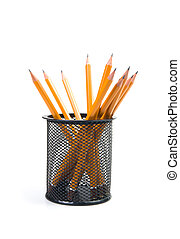 desk organiser with pencils - black desk organiser with...