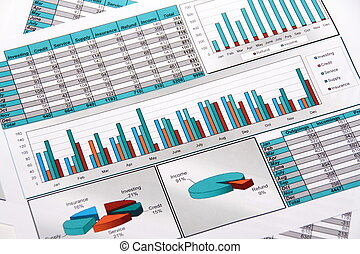 Annual Report of Outgoings and Incomings in Graphs and...
