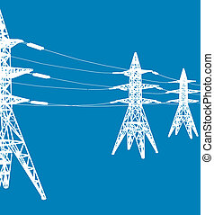 vector power line