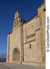 Church of Labastida, Alava, Spain