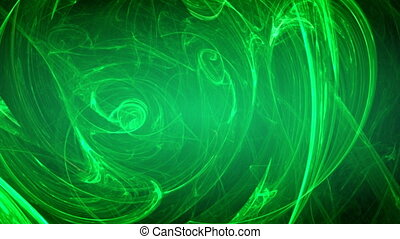 green motion background d4091C