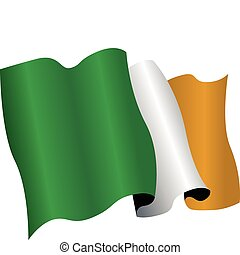 ireland flag - national flag of ireland