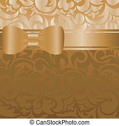 gradient brown background
