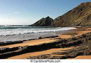 Costa Vicentina - West coast of Portugal (Praia de...