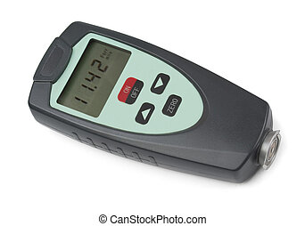 Coating Thickness Gauge - Electronic coating thickness gauge...