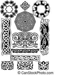 celta, vetorial, art-collection