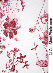 red plants flower fabric texture - flower fabric texture,...