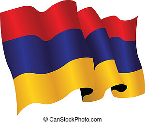 armenia flag - national flag of armenia