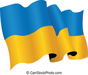 ukraine flag - national flag of ukraine