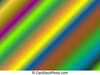 Neon Color Bands Background