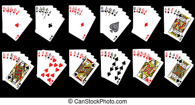 Possible Combinations from Cards, Basic Information on the...