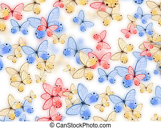 butterfly - beautiful butterfly abstract texture background