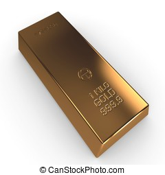 3d investment gold bars