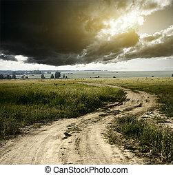 road - Rural road