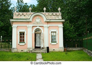 The guesthouse  - Kuskovo estate, Moscow: the guesthouse