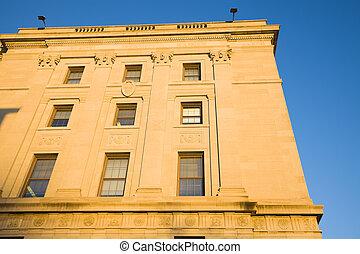 Springfield, Illinois - State Capitol complex