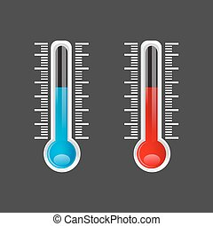 thermometer - illustration of thermometer