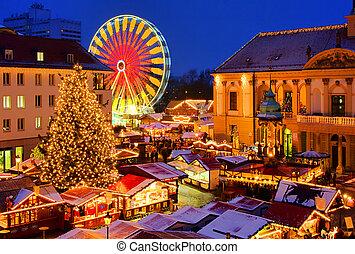 Magdeburg christmas market 03