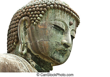 The Great Buddha of Kamakura or Kamakura Daibutsu is the...