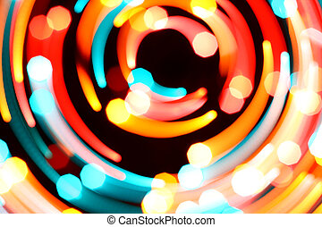 motion bokeh - speed motion bokeh abstract background