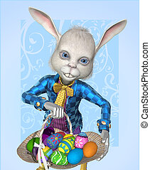 The Easter Bunny has Eggs to Share!