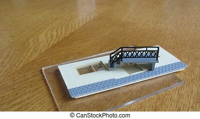 The house model gathers from details. - The house model...
