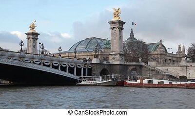 Palais or opera Garnier the national academy of music in...