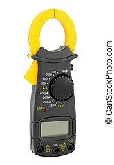 Multimeter - High-resistance ohmmeter, voltmeter, ampermeter...