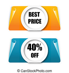 discount tags