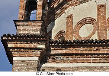 detalle,  portinari,  Milano,  cappella