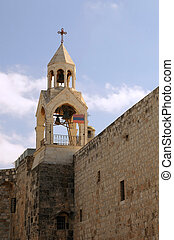 Bell Tower of the Church of the Nativity - Bell tower of the...