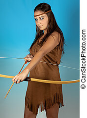 Sagittarius zodiac girl - Sagittarius or Archer woman, this...
