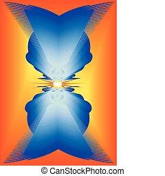7. Distortion version.
