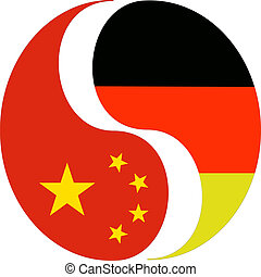 German chinese relationship - A symbol to describe the...