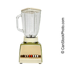 Vintage 1960s Blender - Vintage blender from the late 1960s...