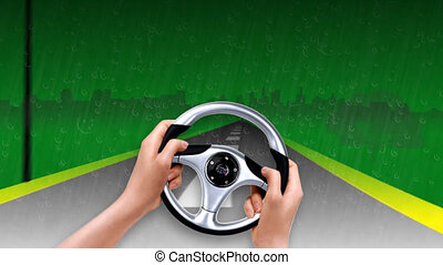 driving game - race driving game animation cartoon,...