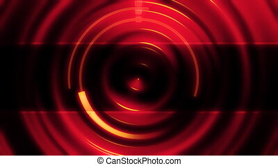 Abstract Radar Background Loop