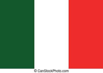 italy flag - italy