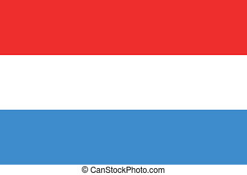 luxembourg flag - luxembourg