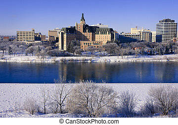 Delta Bessborough Hotel, Saskatoon - The Delta Bessborough...