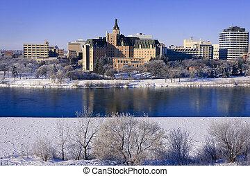 Delta Bessborough Hotel, Saskatoon - The Delta Bessborough...