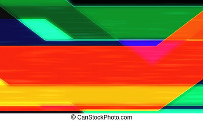 Crossing Lines Abstract Loop - Looping Crossing Lines...