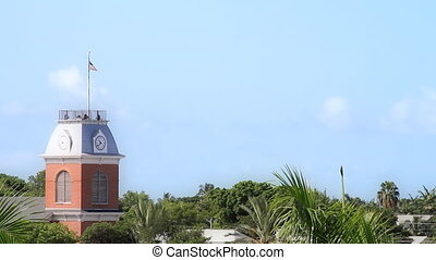 Clock Tower Key West