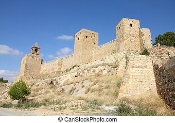 Antequera, Spain - Antequera in Andalusia region of Spain....