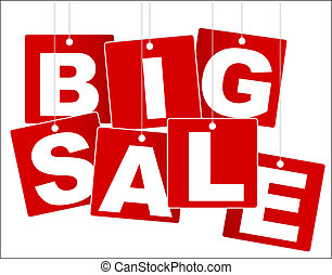 Big Sale Sign