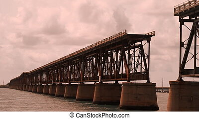 Old Bridge Florida Keys