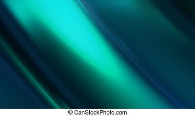 Blue green soft subtle loop